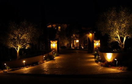 Outdoor Lighting Lake Sherwood