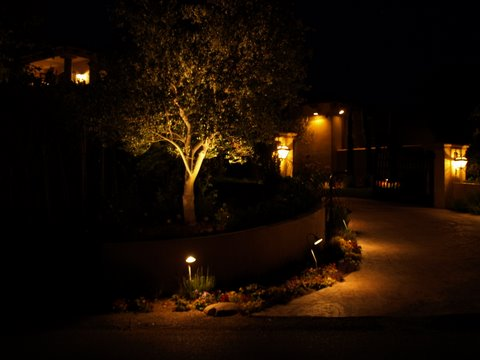 Outdoor Lighting Lake Sherwood Landscape Lighting