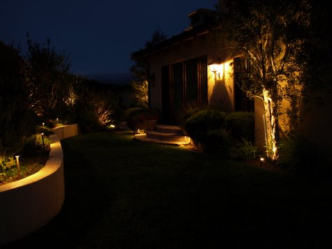 Outdoor Lighting Lake Sherwood Landscape Lights